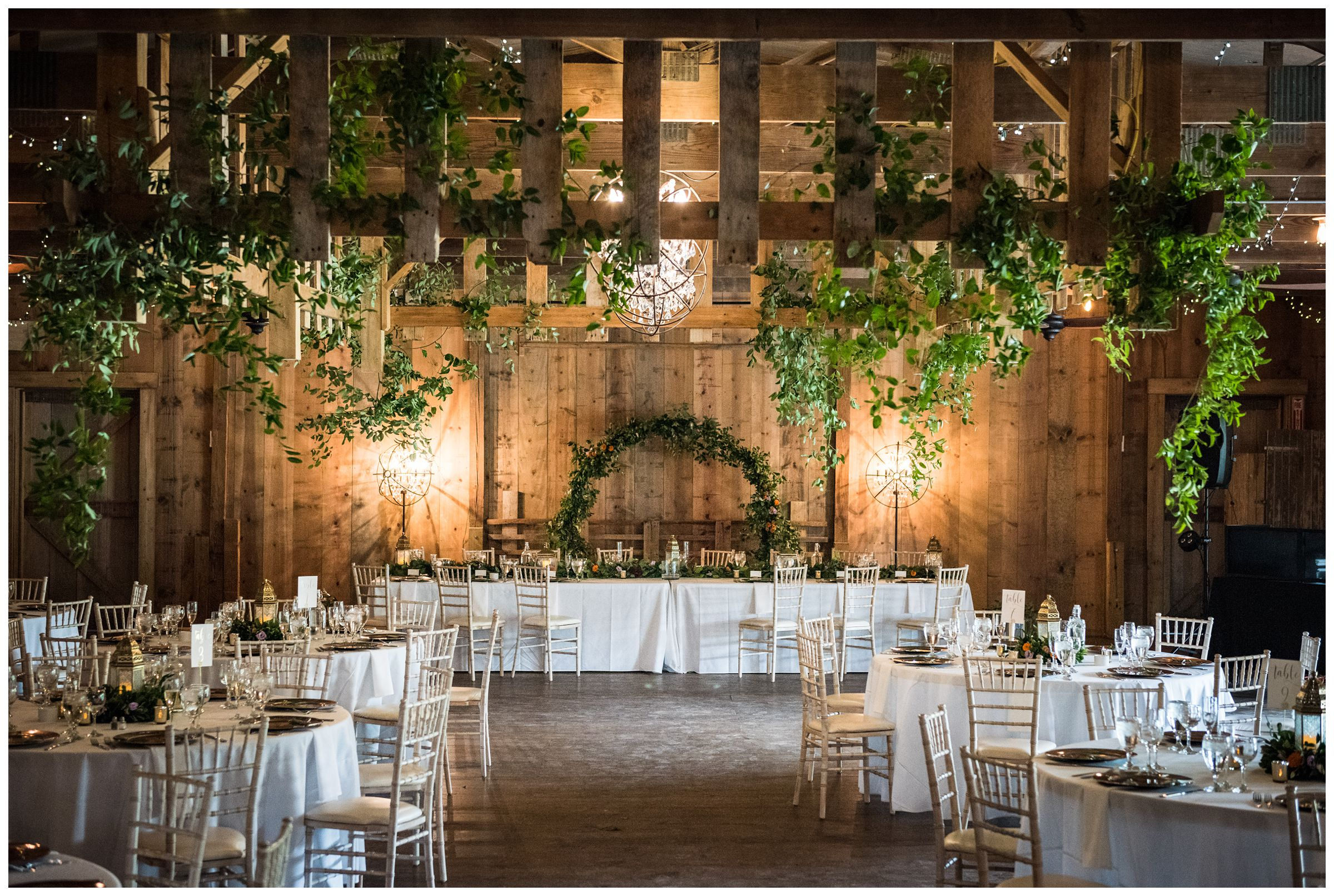 Jorgensen Farms Wedding At Historic Barn Marissa Arun